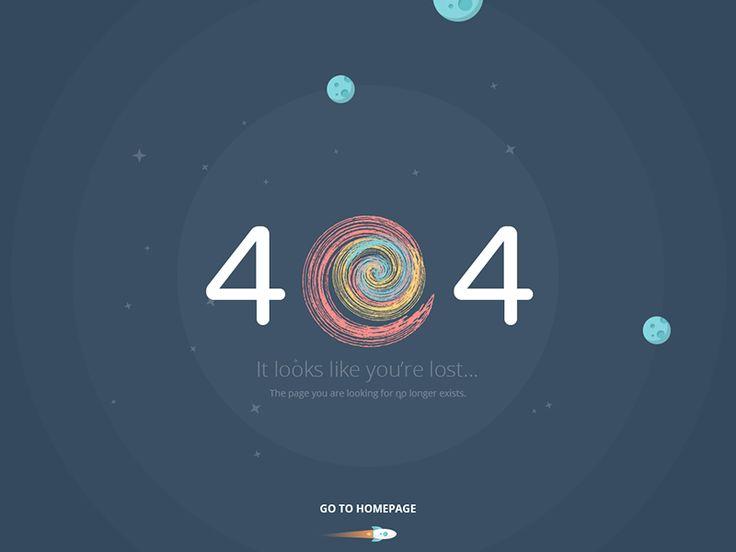 404 by Olia Gozha
