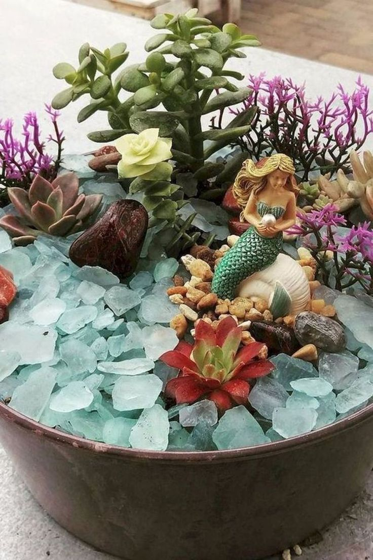 Affordable DIY Fairy Garden Ideas (6)