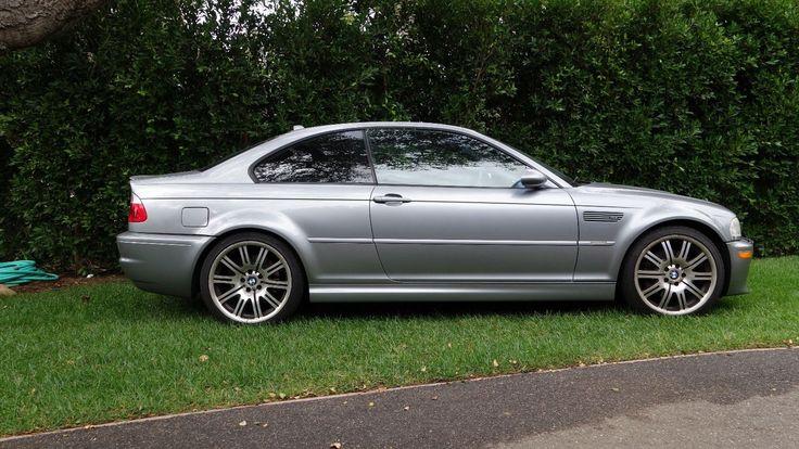 Cool Amazing 2004 BMW M3 Sport 2004 BMW M3 Grey on Black SMG Transmission 2017/2018