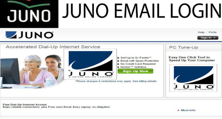 Juno Email Login - www.juno.com Webmail | Internet Service Provider
