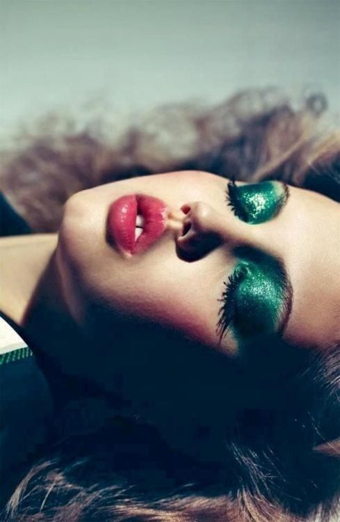Lindsey Wixson Spring Summer 2012 Photographed by Theo Wenner for Self Service Magazine