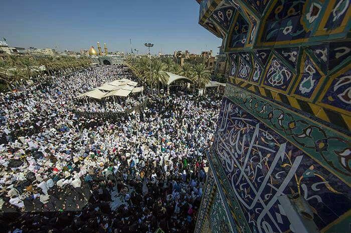 Namaz Eid ul Adha in Baynul Harimayn. 2016 #zulhijjah