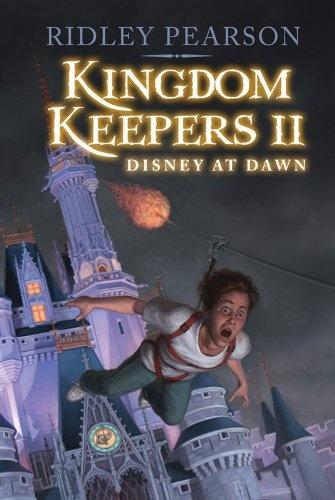 Kingdom Keepers 2: Disney at Dawn  first in the series i own: Animal Kingdom, Keeper Series, Books Worth, Lightning Storms, Kingdom Keeper, Favorite Books, Ridley Pearson, Dawn Kingdom, Adventure Books