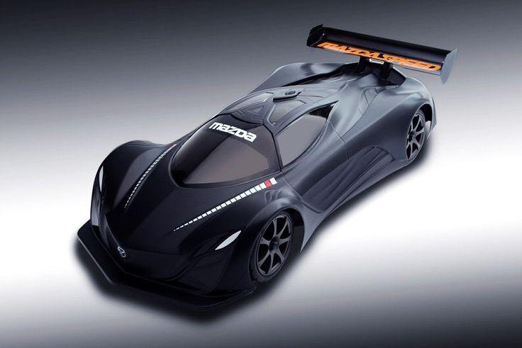 Speed Passion 1/10 Mazda Furai 190mm karosszéria