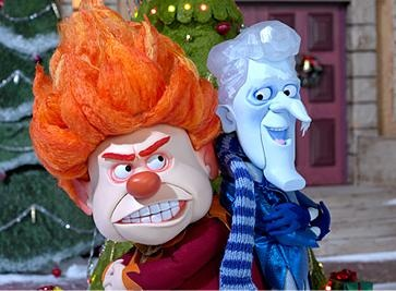 A Miser Brothers Christmas.Take A Moment This December To Appreciate Heat Miser Snow