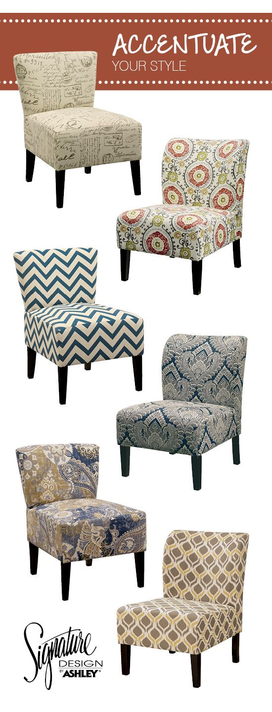 Accent Chairs   Living Room Chairs   Furniture Ideas   Ashley Furniture