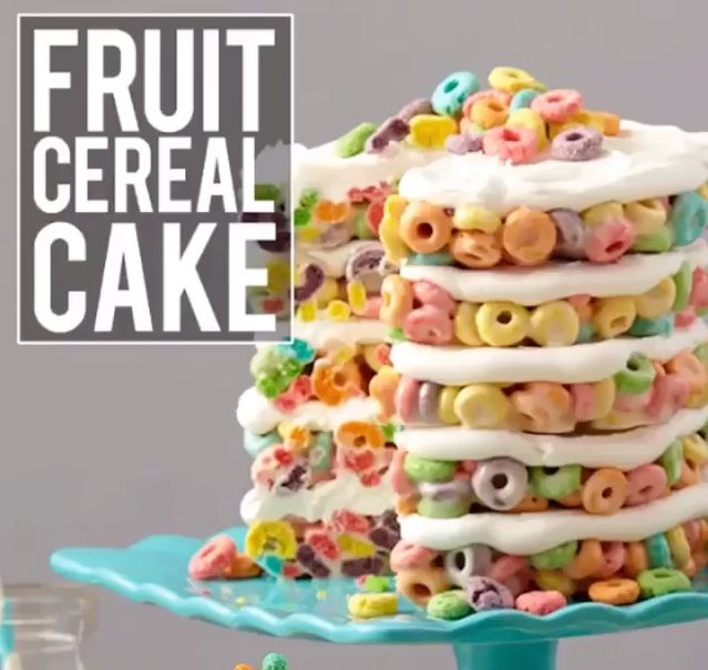 Cake With Fruit Loops : 355 best images about Cake Smash on Pinterest Giant ...