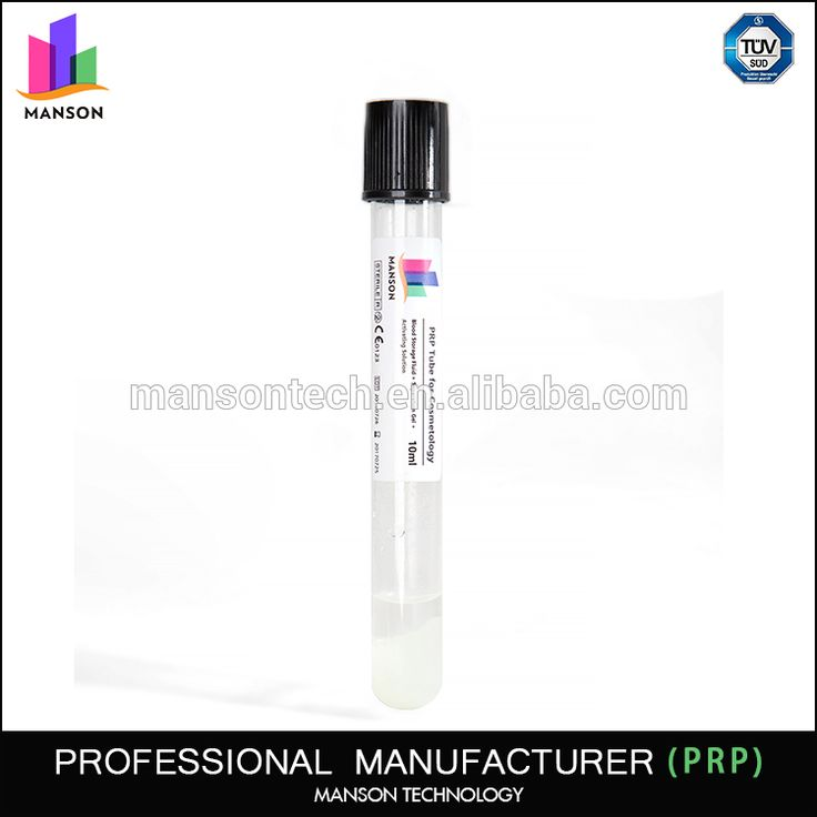 Mansontech Skin Care Blood Plasma Separation Manufacturer Prp Tube - Buy Prp Tube,Manufacturer Prp Tube,Blood Plasma Separation Manufacturer Prp Tube Product on Alibaba.com