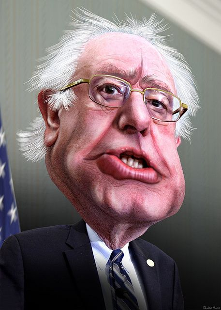 Bernie Sanders, is a  United States Senator from Vermont. He also served as a Congressman from Vermont and mayor of Burlington.