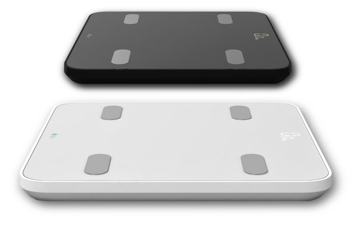 PiFit Smart Scale in black or white