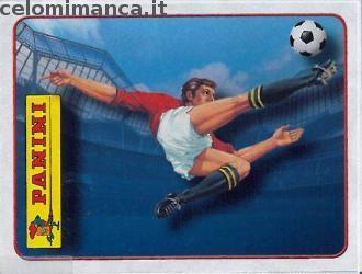 UEFA EURO 2016™ Official Sticker Album: Fronte Figurina n. 4 Panini sticker