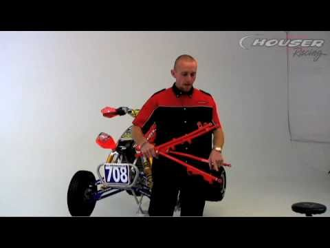 Harold Goodman Talks About The Houser Racing modified sub frame.     ~~~~~~~ TRAX ATV Store - traxatv.com ~~~~~~~ TRAX ATV Youtube - https://www.youtube.com/channel/UCI_ZJAkR3aGdwcM0z7dO94w/videos?view=1=grid