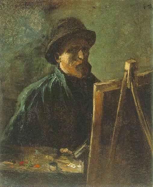 All of Vincent Van Gogh's self-portraits [38 pictures]