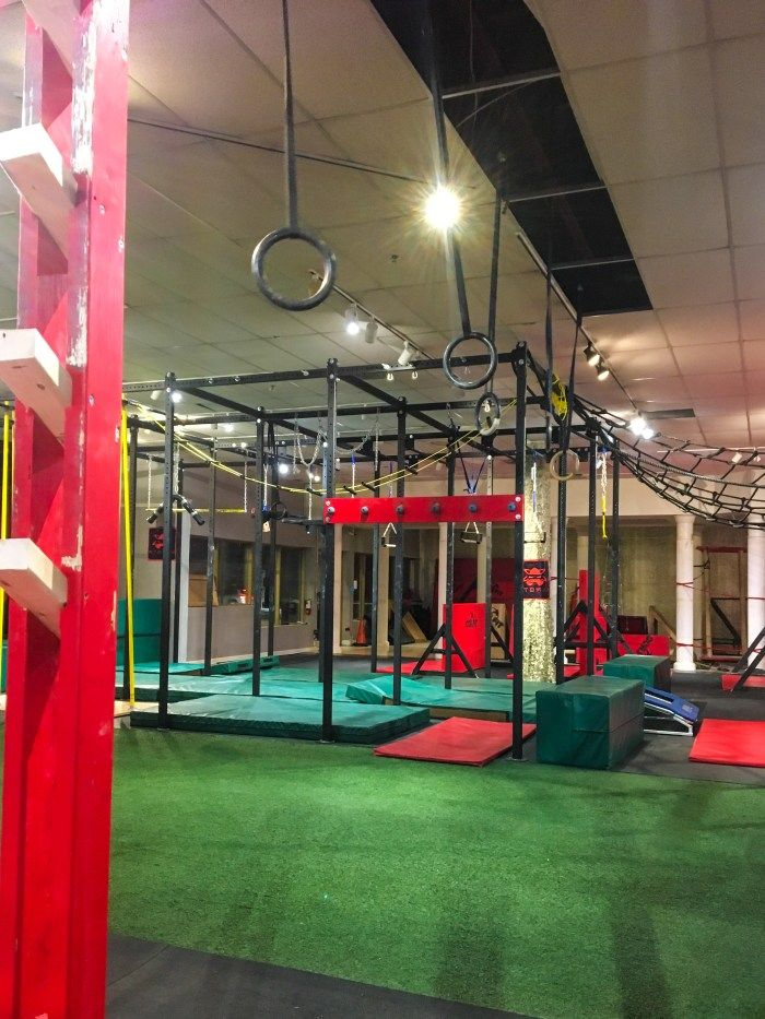Corfit Review In Calgary An Ocr And Ninja Training Gym Ninja Training Gym Open Gym