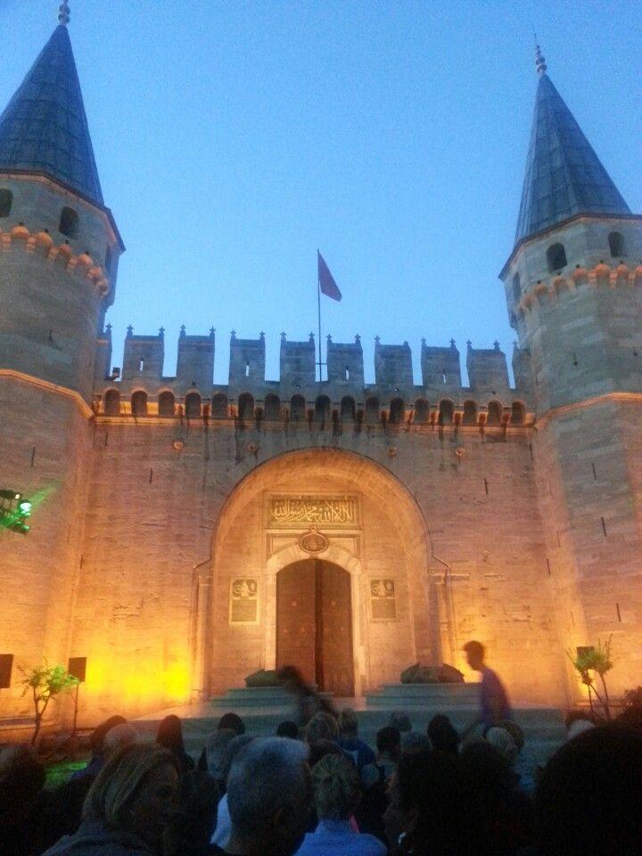 Topkapı Sarayı in İstanbul, İstanbul