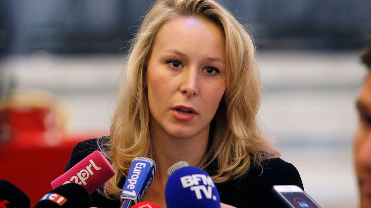 Marion Maréchal-Le Pen 'to quit politics'    The niece of Marine le Pen had been tipped as a future leader of the far-right National Front.   http://www.bbc.co.uk/news/world-europe-39864948