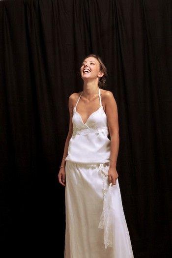 Aurélia Hoang, robes  pour mariées romantiques et naturelles