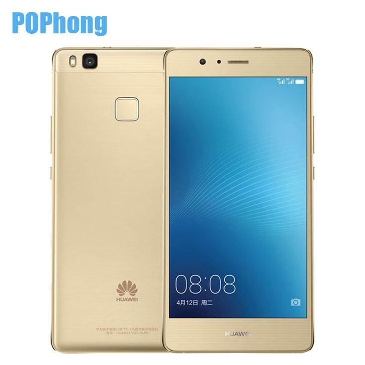 НА СКЛАДЕ! оригинальный 5.2 Дюймов Huawei G9 Lite Отпечатков Пальцев Окта основные Сотовый Телефон Кач com MSM8952/Кирин 650 3 ГБ/16 ГБ 13.0MP Android 6.0 купить на AliExpress