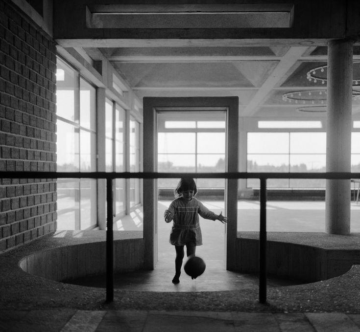 Aldo van Eyck - burgerweeshuis - Orphanage, Amsterdam (1961)