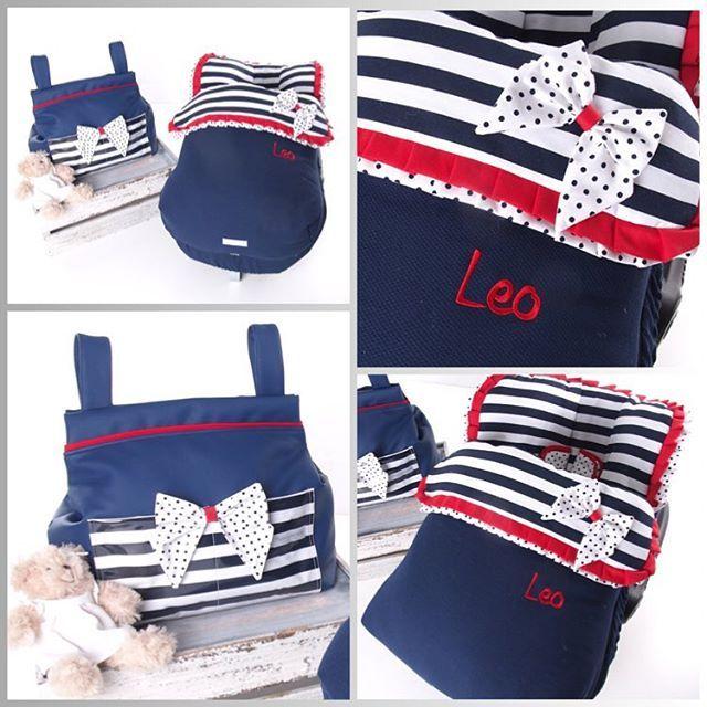 Buenos días de viernes!!! Acabamos la semana con este precioso conjunto de saco y bolsa panera de grupo 0 con un diseño marinero ⛵️⚓️ súper personalizado con el nombre del peque!!! Te gusta? Escríbenos  y te lo hacemos para tu cochecito!  #paseosdebebe #vistetucochecito #fundaspersonalizadas #sacogrupo0 #maxicosi #marinero #azulmarino #elegante # #hechoamano #cute #photooftheday #instagood #bebe #fundaspersonalizadasgrupo0 #calentito #atugusto #sacobebe #sacocochecitobebe