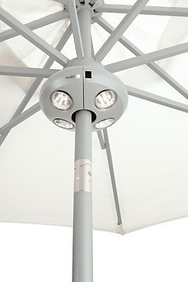 Vega Umbrella Light - Umbrellas - Outdoor - Room & Board