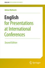 Designed to help non-native English speakers to prepare and deliver effective presentations at international conferencesWritten in English that readers...