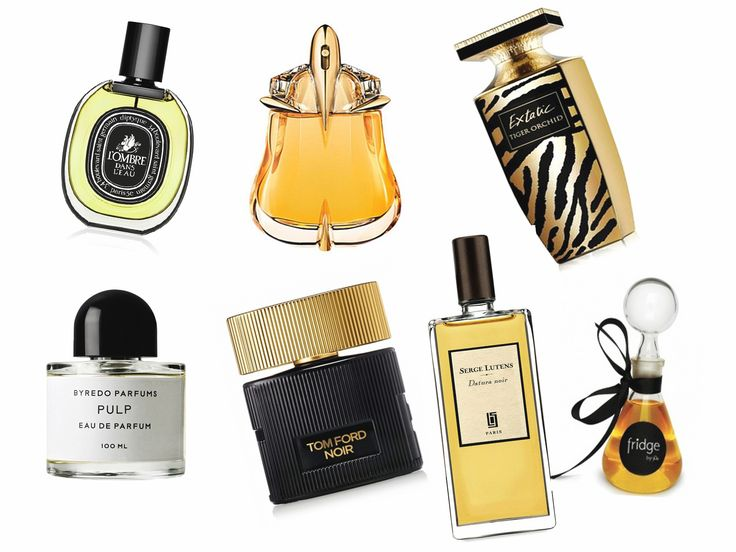 Autumn 2016 perfume picks