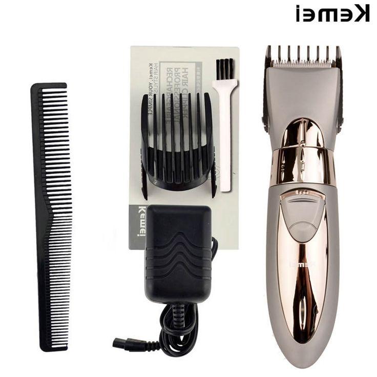 27.96$  Buy now - https://alitems.com/g/1e8d114494b01f4c715516525dc3e8/?i=5&ulp=https%3A%2F%2Fwww.aliexpress.com%2Fitem%2FKemei-Rechargeable-Waterproof-Hair-Clipper-Beard-Electric-Hair-Trimmer-Body-Hair-Mustache-Shaving-Trimmer-hairclipper-09%2F32760560711.html - Kemei Rechargeable Waterproof Hair Clipper Beard Electric Hair Trimmer Body Hair Mustache Shaving Trimmer hairclipper 09-48W
