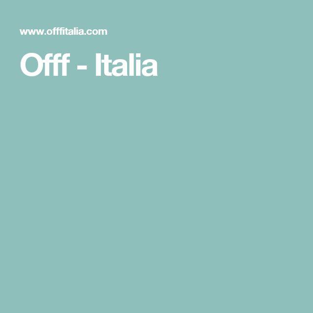 Offf - Italia