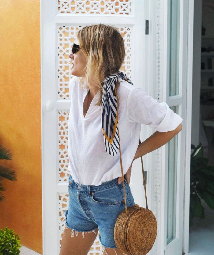 On the Hunt for the Perfect Basket Bag? Call Off Your Search Right Now via @WhoWhatWearUK