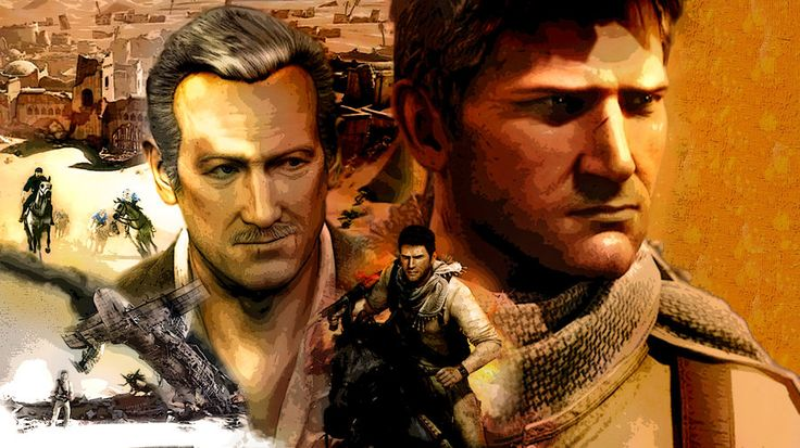 Uncharted Poster by ~luckynumberslvn on deviantART