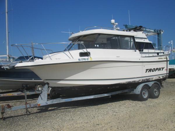 2002 Bayliner Trophy 2359 Bayville New Jersey Boats Com Cruiser Boat Boat Power Boats