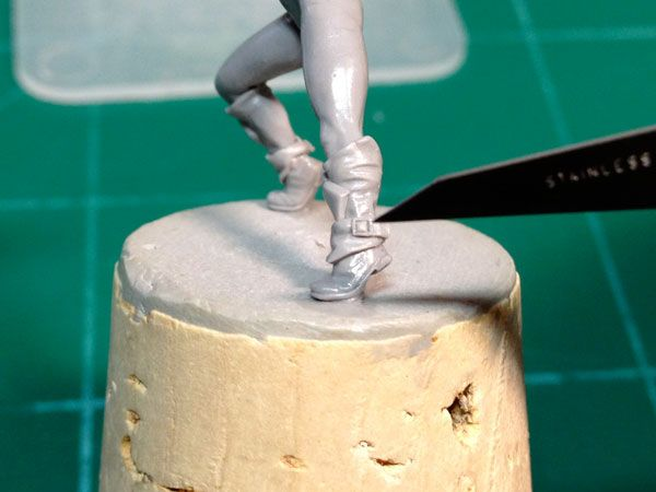 Boots Sculpting Tutorial