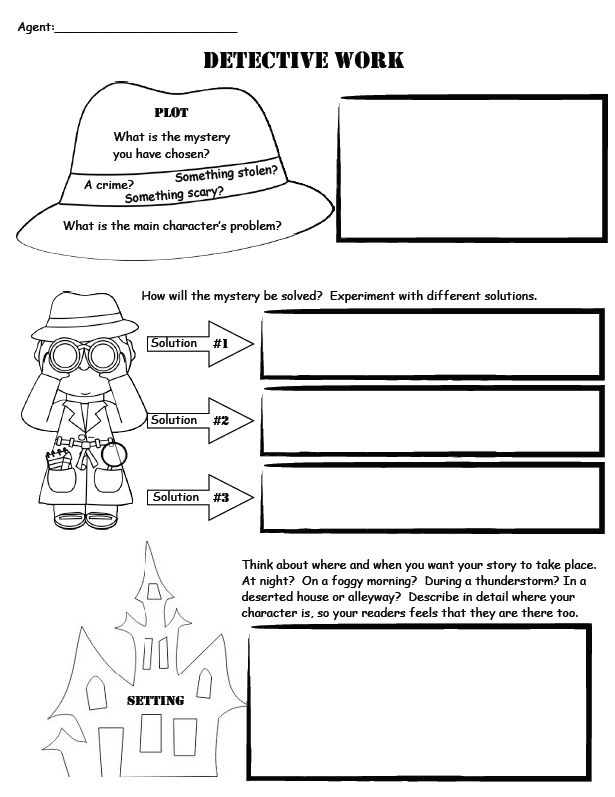 Fictional Narrative Anchor Chart