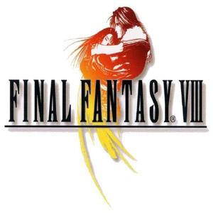 Final Fantasy 8 Logo