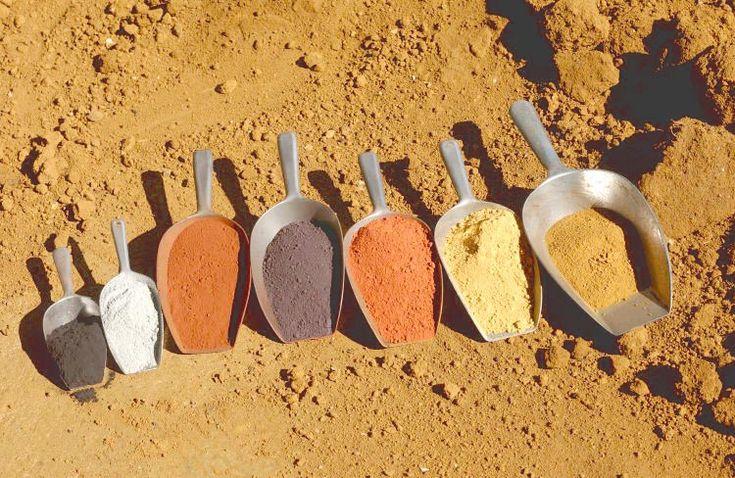 les 25 meilleures id es de la cat gorie pigments naturels