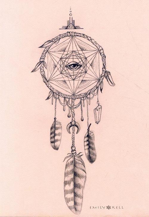 Art by: Emily Kell / Sacred Geometry <3