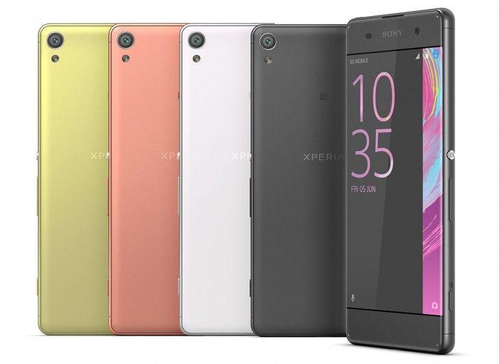 Sony luncurkan Xperia X dan Xperia XA di India, 3GB RAM dan 23MP