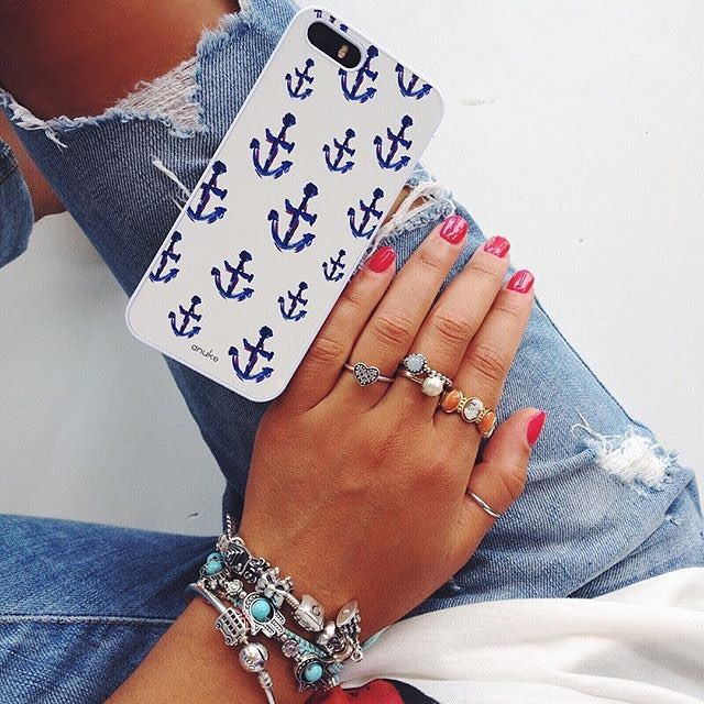 In the Navy ⚓️ iPhone and Samsung case #anukedesign #iphonecase #samsungcase #inthenavy
