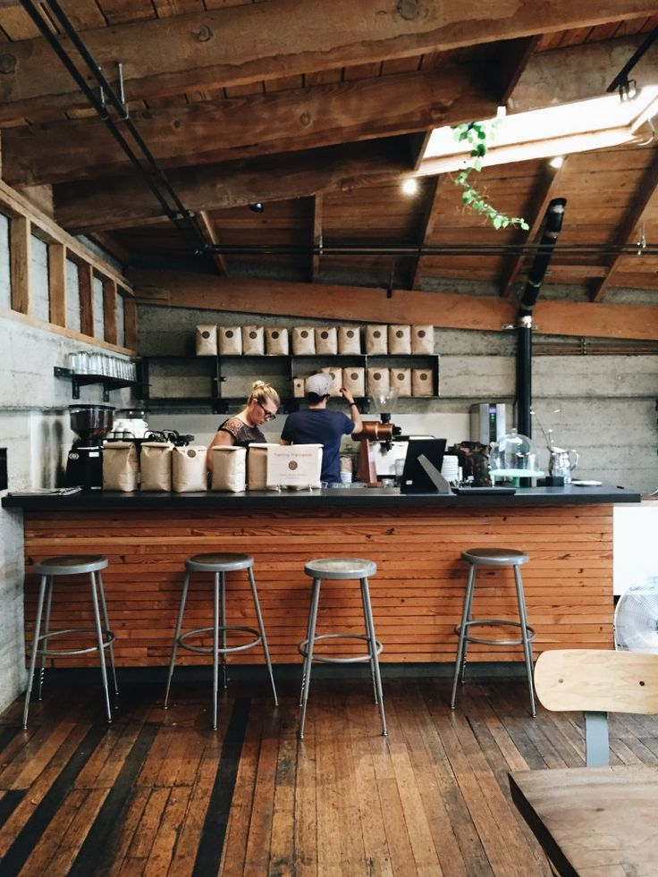 A visit to Sightglass Coffee