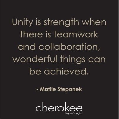 17 best unity quotes on pinterest teamwork quotes