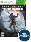 Rise of the Tomb Raider - PRE-Owned - Xbox 360