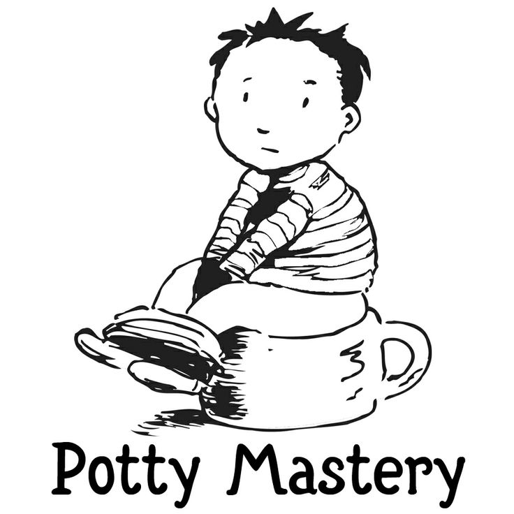 Potty Training, Potty, Character