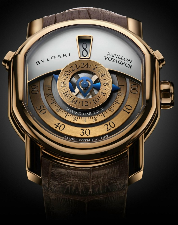 BVLGARI | Let your wrist sparkle | Pinterest | Watches, Luxury watches and Watches for men