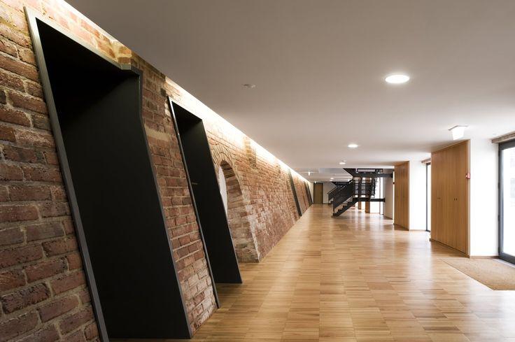Fábrica Ceramitur . NLA - Nuno Leónidas Arquitectos, Lda