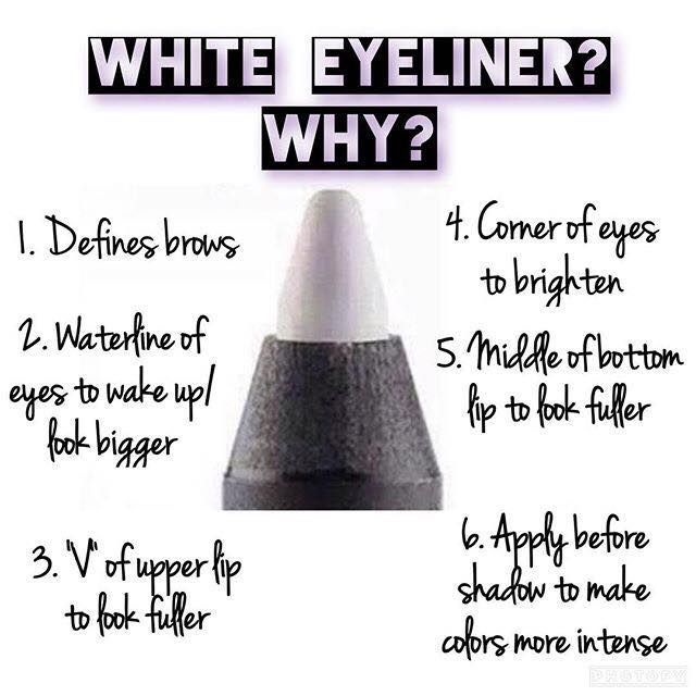 "I use my eye liner I'm ""pristine"" the most! It's a must have! And the best part is that it's water and smudge proof!"