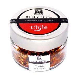 El Chile rojo triturado es utilizado en muchos países asiáticos, ideal para dar un toque picante a pizzas, tacos, espaguetis y tortillas.