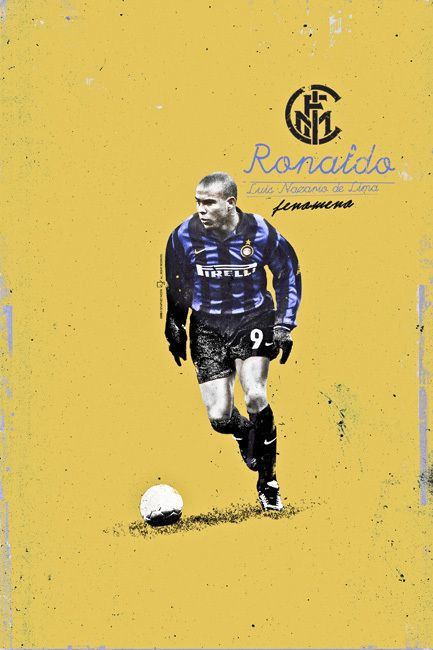 History Ballon D'Or by Giuseppe Vecchio Barbieri, via Behance