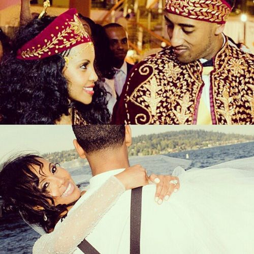 culture fusion eritrean ethiopian wedding melse