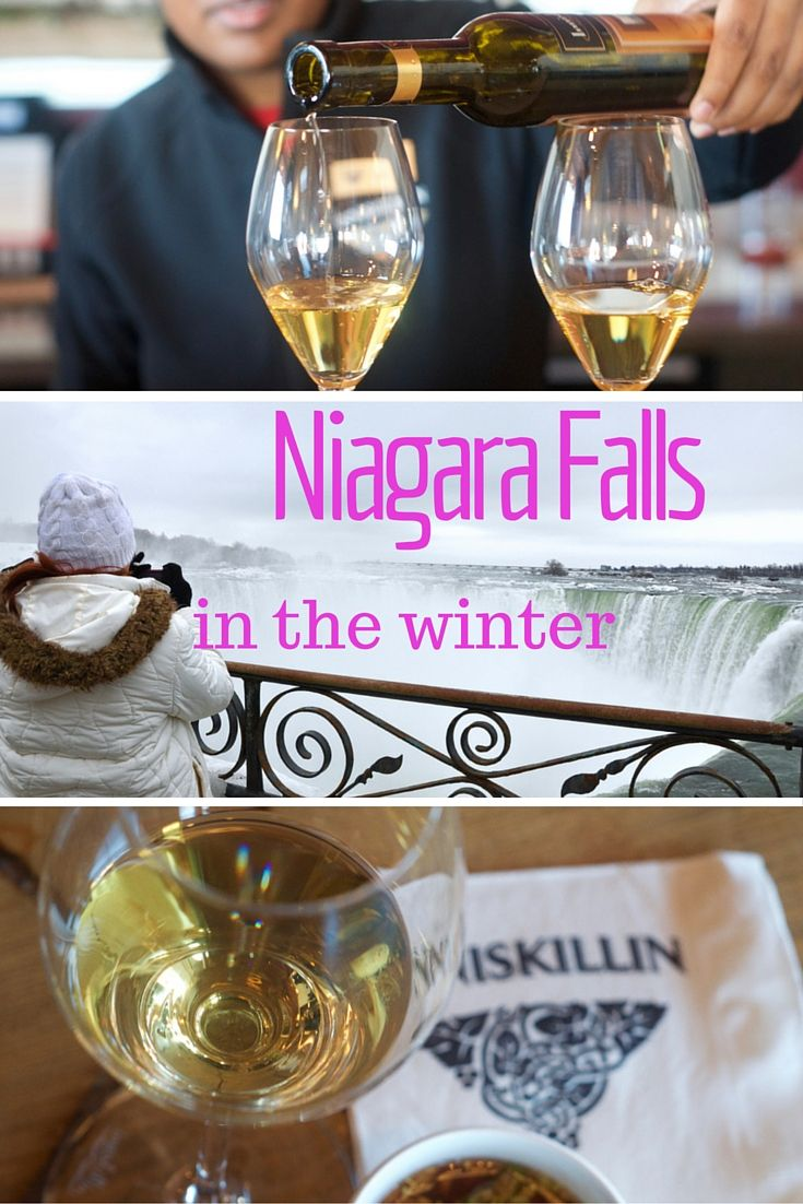 3 reasons to visit Niagara Falls in year-round! #wine #Ontario #Canada